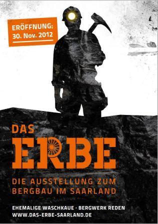 Bild Ausstellung Das Erbe Schiffweiler