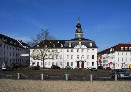 Bild Altes Rathaus Saarbrücken