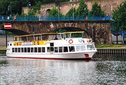 Bild Schiffstour Saarbrücken