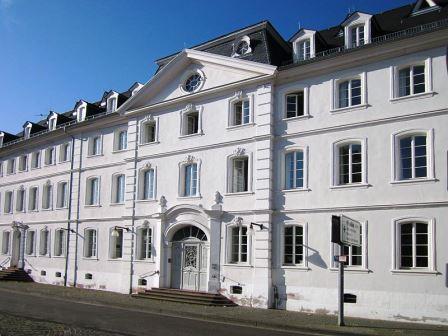 Bild Erbprinzenpalais Saarbrücken