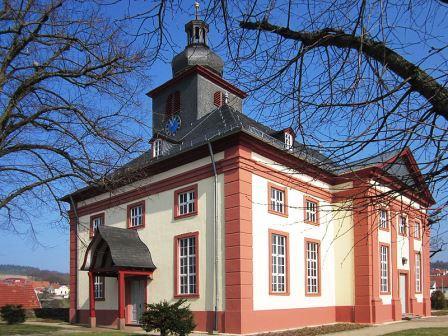 Bild Evangelische Kirche Grävenwiesbach