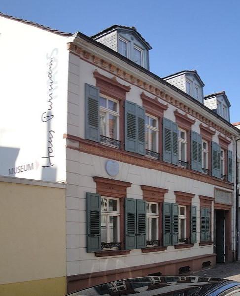 Bild Purrmann Haus Speyer