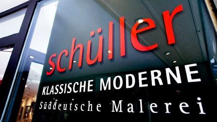 Bild Galerie Schüller München