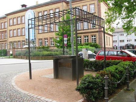 Bild Mahnmal für die deportierten Juden Speyer