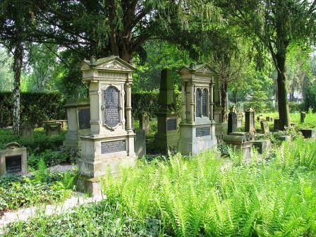 Bild Friedhof Speyer