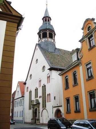 Bild Heiliggeistkirche Speyer