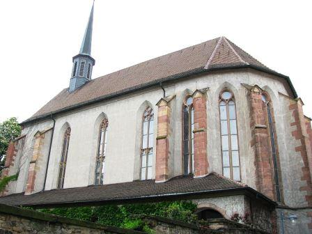 Bild Seminarkirche St. Ludwig Speyer