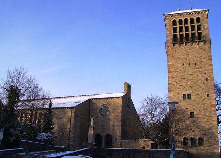 Bild Bernhardskirche Speyer