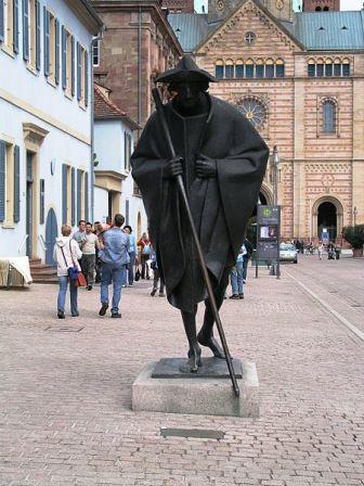 Bild Jakobs Pilger Speyer