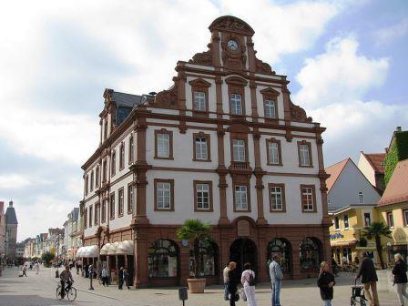 Bild Alte Münze Speyer