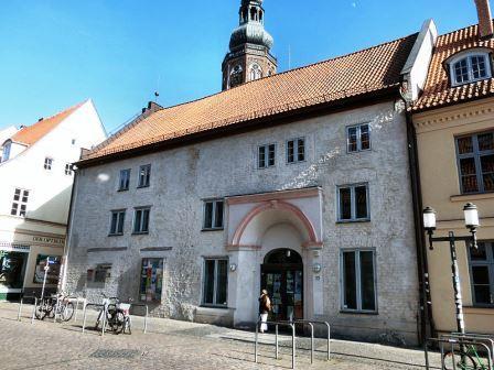 Bild St. Spiritus Greifswald