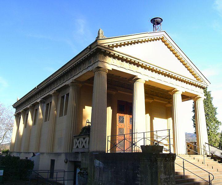 Bild Hauptfriedhof Freiburg
