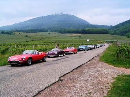Bild Oldtimer Tour durch den Schwarzwald