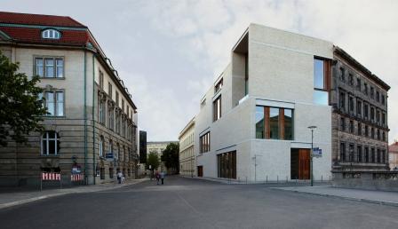 Bild upstairs gallery Berlin