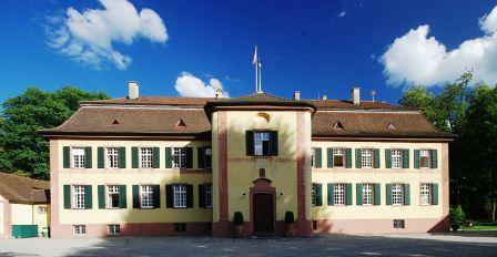 Bild Schloss Ebnet Freiburg