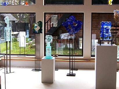 Bild Glas BD Galerie Kasel-Golzig