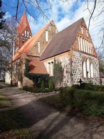 Bild Dorfkirche Biestow