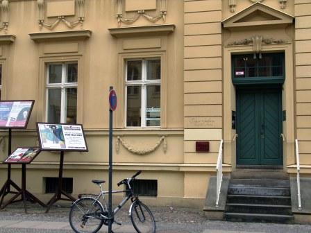 Bild Sperl Galerie am Nikolaisaal Potsdam