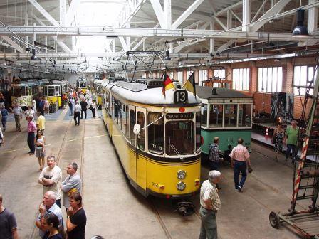 Bild Historische Straßenbahnen Stuttgart