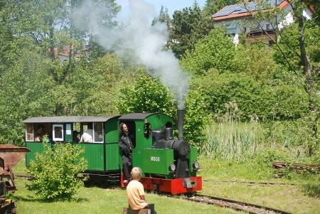 Bild Feldbahn Neckarbischofsheim