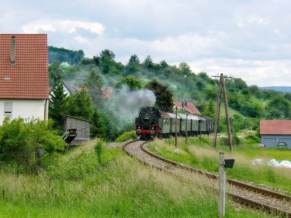 Bild Schwäbische Waldbahn Welzheim