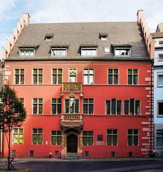 Bild Haus zum Walfisch Freiburg