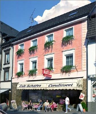 Bild Café Schäfer Triberg