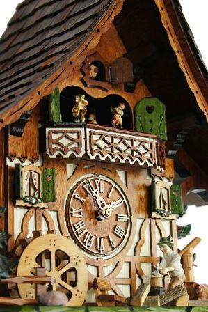 Bild EBLE Uhren Park Schonachbach