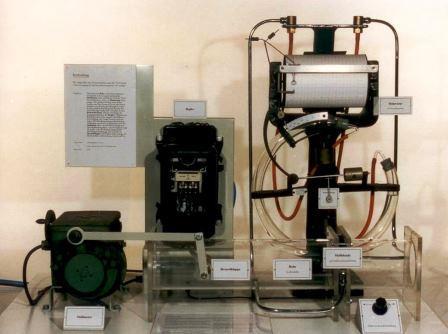 Bild Automatik Museum Leipzig