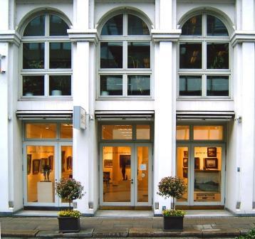 Bild Galerie Abrahams Hamburg