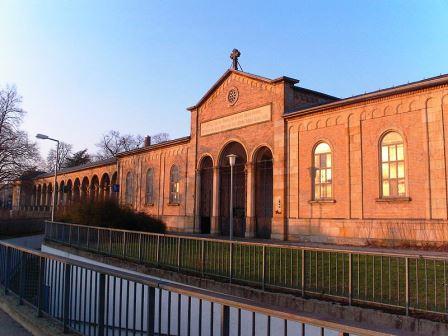 Bild Hauptfriedhof Mannheim