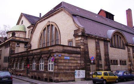 Bild Herschelbad Mannheim