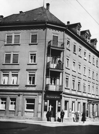 Bild Einstein Geburtshaus Ulm
