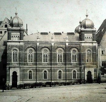 Bild Alte Synagoge Ulm