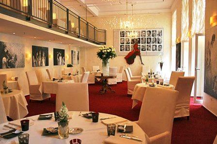 Bild Restaurants Le Jardin de France Baden Baden