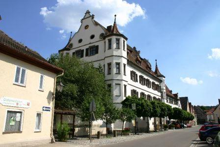 Bild Altes Schloss Pappenheim