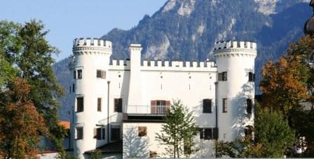 Bild Schloss Marzoll Bad Reichenhall