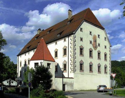 Bild Schloss Obernzell