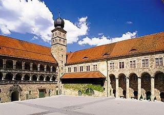 Bild Plassenburg Kulmbach
