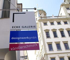 Bild Ecke Galerie Augsburg