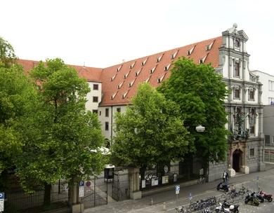 Bild Zeughaus Augsburg
