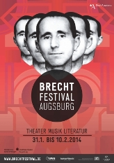 Bild Brechtfestival Augsburg