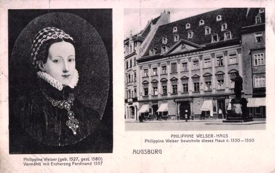 Bild Welser Haus Augsburg