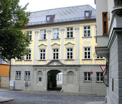 Bild Peutingerhaus Augsburg