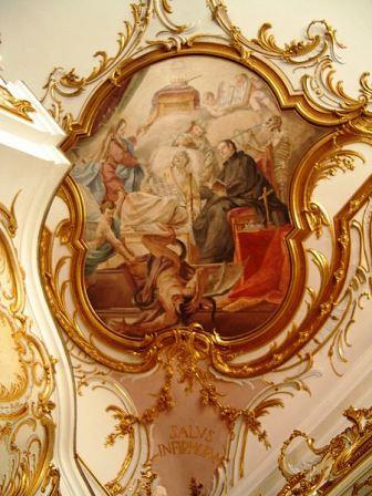 Bild Kleiner Goldener Saal Augsburg