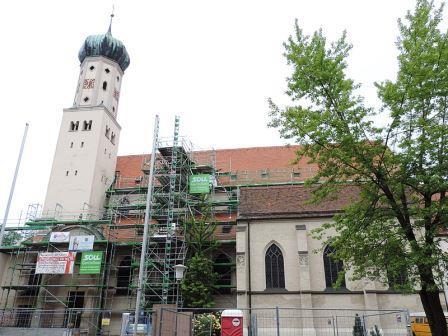 Bild Georgskirche Augsburg