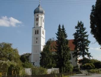 Bild Mozartkirche Anhausen