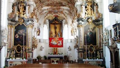 Bild Mozartkirche Biberbach