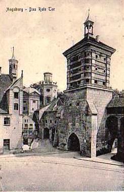 Bild Rotes Tor Augsburg