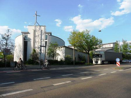 Bild Kirche St. Lioba Nürnberg